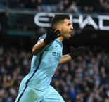 Aguero rescues thrilling draw for City