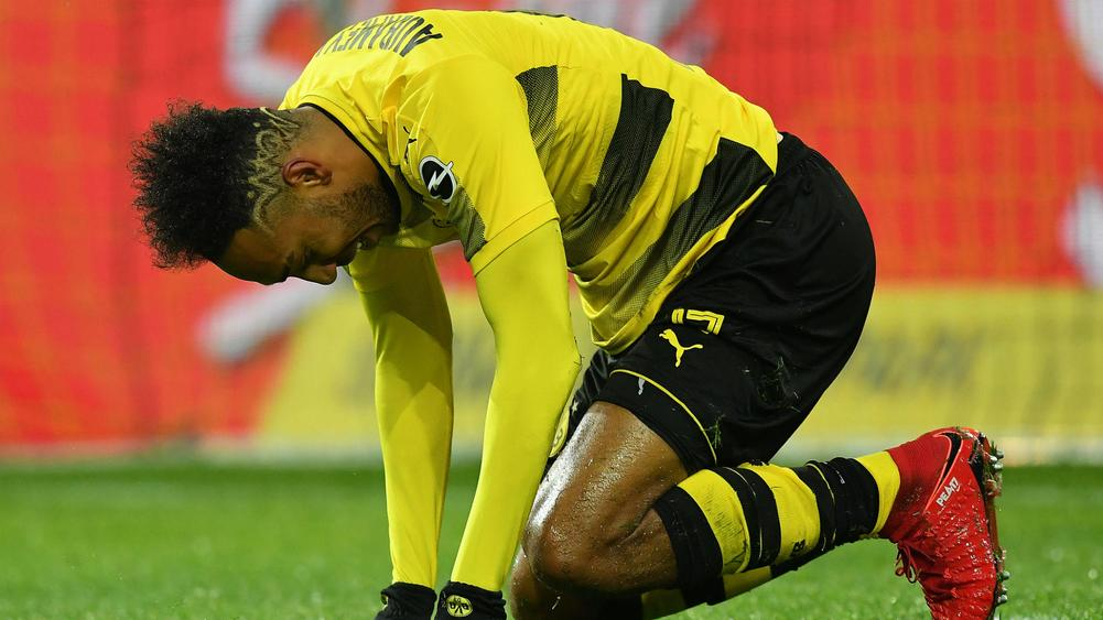 Stoger sets out rules for Aubameyang reintegration at Dortmund