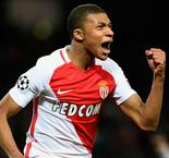 Ligue 1 team of the week featuring rising star Mbappé