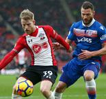 Southampton 0 Stoke City 0: Relegation fears persist after insipid draw