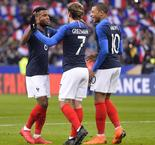 Griezmann is 'the boss', says Mbappe