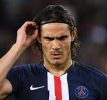 PSG striker Cavani off injured amid Neymar uncertainty