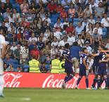 Real Madrid And Valladolid Play To Dramatic Draw