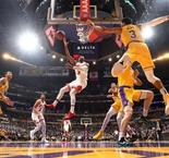 Game Recap: Lakers 107, Bulls 100