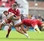 Ulster leaves it late to take Scarlets scalp