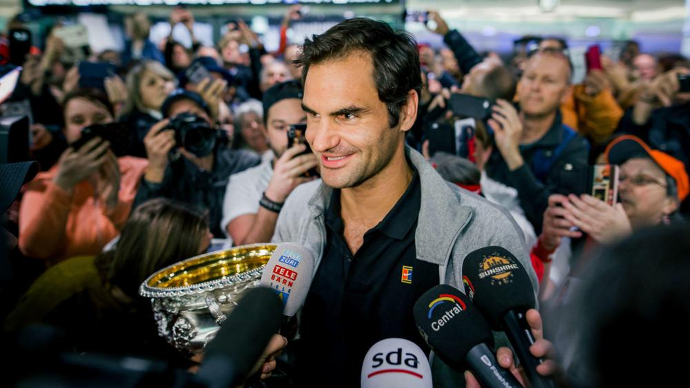 Roger Federer to bid for number one spot in Rotterdam