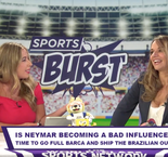 Sports Burst Live - Mbappe Suspended And Ronaldo Is Cranky