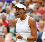 Glory for Garbine in Wimbledon final