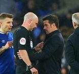 Impossible to be happy with Everton-Bournemouth referee - Silva