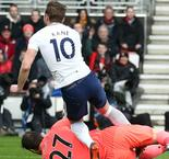 Kane pledges speedy return from ankle injury