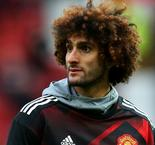 Fellaini Hints at Manchester United Exit