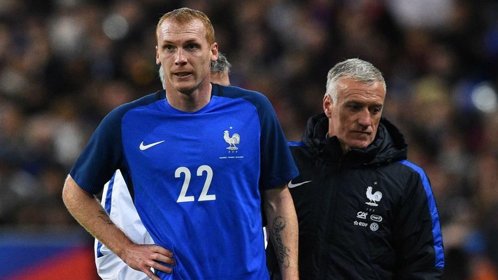 Mangala replaces Mathieu in France squad