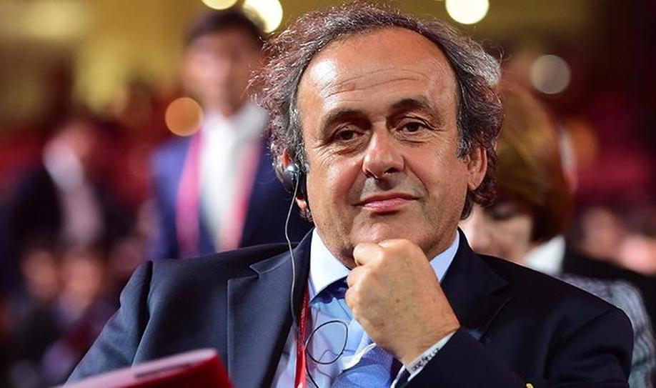 Platini on hold as FIFA confirms presidential candidates
