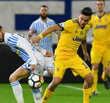 SPAL 0 Juventus 0: Scudetto charge halted by Serie A strugglers