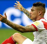 Peru Captain Paolo Guerrero Tests Positive For Banned Substance