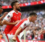 Arsenal 2 Chelsea 1: Ramsey the hero again as Gunners win record 13th FA Cup