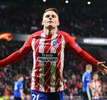 Gameiro ensures Atletico progress