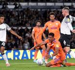 Derby remains winless as Cardiff claims point