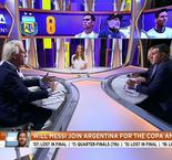 The Locker Room: What's Wrong With Argentina?