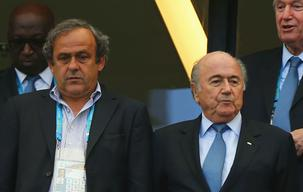 Blatter, Valcke and Platini suspended by FIFA Ethics Committee
