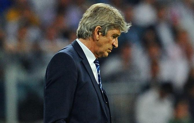 Manuel Pellegrini Disappointed on Missed Chances