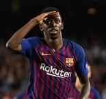 Everyone at Barcelona is trying to help Dembele – Valverde