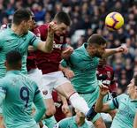 Nasri And Rice Impress In West Ham Win Over Arsenal