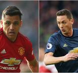 Sanchez, Matic named in Manchester United squad for Barcelona clash