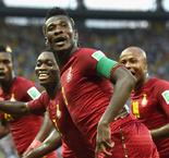 Ghana presents united front before opener
