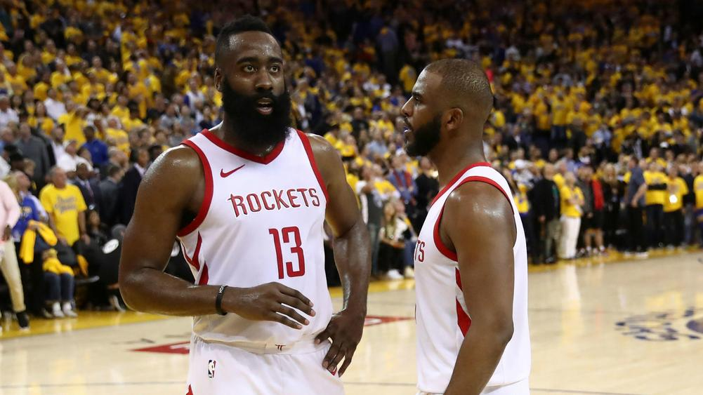 James Harden and Chris Paul - cropped