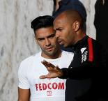 Monaco: Falcao opérationnel contre l'OM