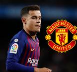 Report: Manchester United Contact Coutinho's Agent