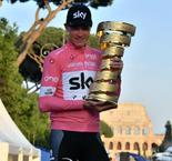 Froome stunned by Giro triumph