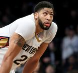 Pelicans star Anthony Davis struggling with ankle sprain