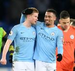 Man City star De Bruyne could be on the bench against Chelsea