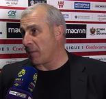 "Ligue 1 - Toulouse / Alain Casanova : ""Un point largement mérité"""