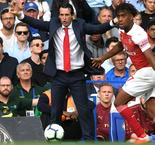 Emery happy without a win as Arsenal falls short