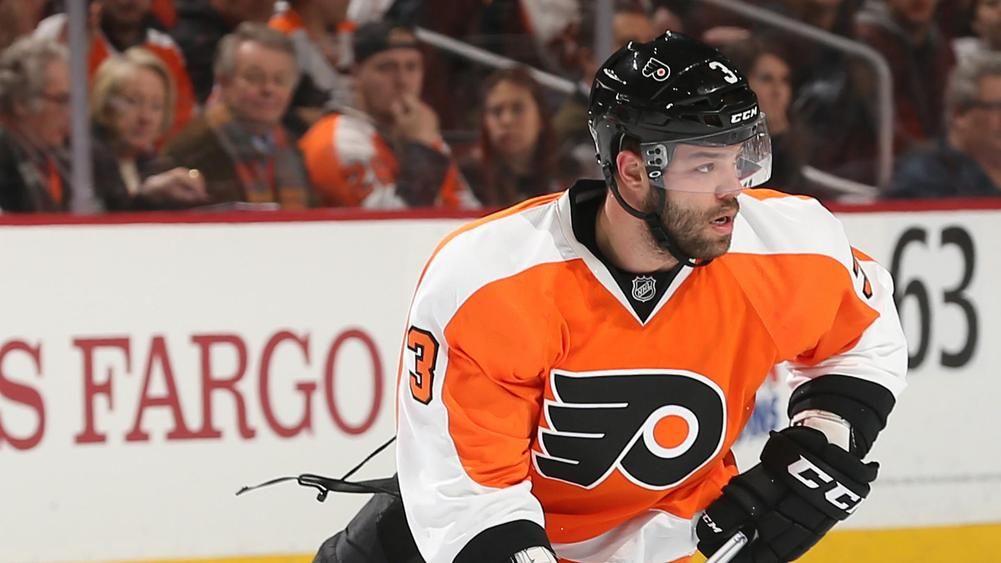 Flyers defenseman Radko Gudas was suspended for 10 games