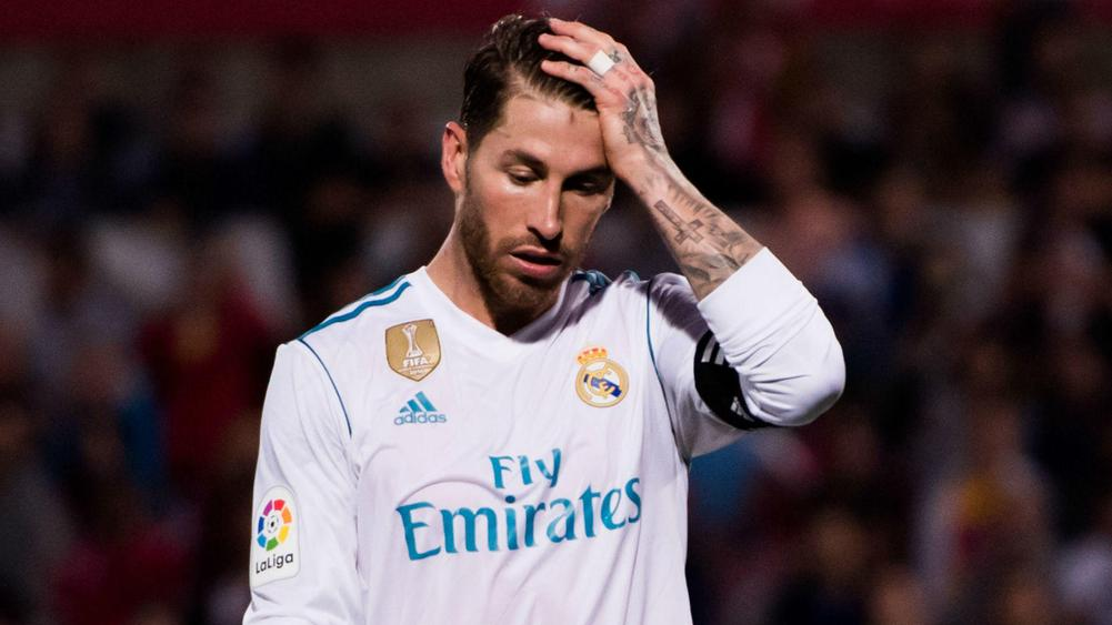 Ramos: I get along quite well with Pique