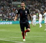 France - Croatie - Les cadences infernales des Croates