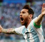 Messi Scores The World Cup's 100th Goal