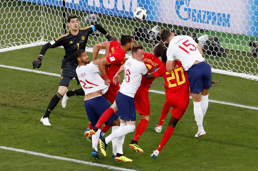 View England Vs Belgium World Cup 2018 PNG