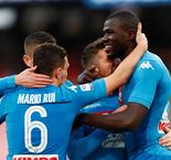 Napoli Hold Serie A Lead With Win Over Verona