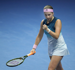 Ostapenko Knocks Mladenovic Out Of The St Petersburg Ladies Trophy