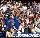 Giroud takes Chelsea closer to Spurs