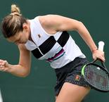 Halep & Svitolina Through At Indian Wells