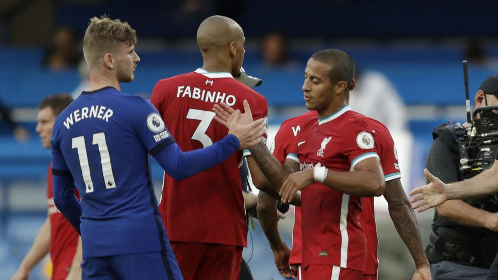 Thiago S Clinic Kepa S Woes And Werner S Promise Liverpool S 2 0 Win At Chelsea In Opta Focus