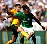 Brighton stops rot with Wolves stalemate