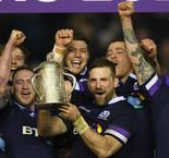 Russell eyes Six Nations title after inspiring Scotland to win over England