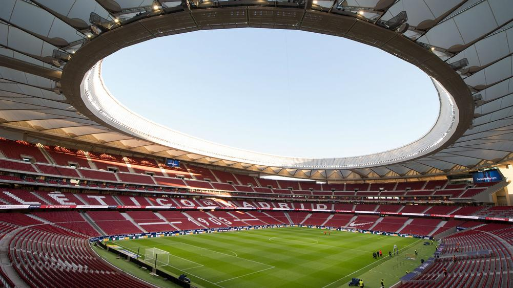 Atletico Madrid's stadium to host Copa del Rey final